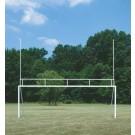 Steel Football/ Soccer Goal Post Combination (Pair)