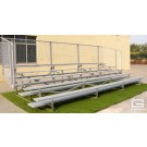 15' Fixed / Stationary Bleachers (5 Row)