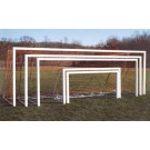 8' x 24' All-Star Recreational Portable Soccer Goals - 1 Pair