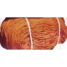 4mm Orange  8' x 24' Soccer Nets (Pair)