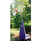 Mini E-Z Roll Around Portable Basketball Unit