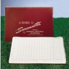 Peterson's Baseball Scoremaster Scorebook - Set of 12 Scorebooks