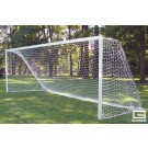 8' x 24' Semi-Permanent All-Star Recreational Touchline Soccer Goal (One Pair) by
