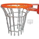 Welded Steel Chain Basketball Net for Double Ring Goals