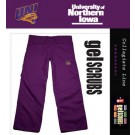 Northern Iowa Panthers Scrub Style Pant from GelScrubs