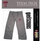 Texas Tech Red Raiders Scrub Style Pant from GelScrubs