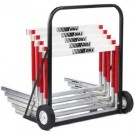 Hurdle Porter Cart