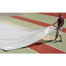 """11'9"""" x 25'6"""" Solid Vinyl Sand Pit Cover"""