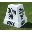50m, 164' Pacer Distance Marker