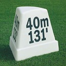 20m, 66' Pacer Distance Marker