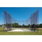8' Barrier Net for NCAA Hammer / Discus Cages