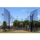 Replacement Main Net for NCAA Tall Hammer / Discus Cage