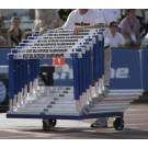 "47"" Gill Flight Hurdle Cart"