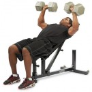 Adjustable Weight Lifting Bench by