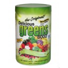 Delicious Greens 8000 Vegetable Powder Drink
