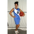 Charlotte Ladies' Streetball All Stars Jersey Dress
