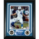 """Adam Vinatieri Autographed """"Colts"""" Framed 8"""" x 10"""" Photograph and... by"""