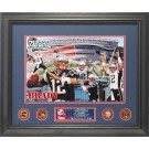"Tom Brady ""NFL Greats Special Edition"" Framed 13""x 19"" Photograph and... by"