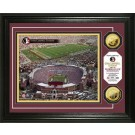 "Florida State Seminoles Doak Campbell Framed 8"" x 10"" Photograph and Medallion Set from The Highland Mint"