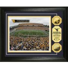 "West Virginia Mountaineers Field Framed 8"" x 10"" Photograph and Medallion Set from The Highland Mint"