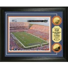 "Florida Gators Ben Hill Griffin Stadium Framed 8"" x 10"" Photograph and Medallion Set from The Highland Mint"