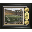 "Missouri Tigers Faurot Stadium Framed 8"" x 10"" Photograph and Medallion Set from The Highland Mint"