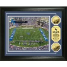 "Air Force Academy Falcons Stadium Framed 8"" x 10"" Photograph and Medallion Set from The Highland Mint"