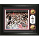 "Chicago Blackhawks 2010 Stanley Cup Champions Celebration Framed 8"" x 10""... by"