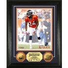 "Champ Bailey Framed 8"" x 10"" Photograph and Medallion Set from The Highland Mint"