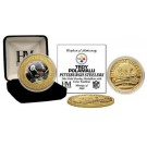 Troy Polamalu 24KT Commemorative Coin from The Highland Mint