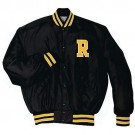 """Heritage"" Retro Nylon Jacket From Holloway Sportswear-(XXL)"