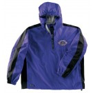 """Rally"" Nylon Windbreaker Pullover Jacket From Holloway Sportswear (3X-Large) by"