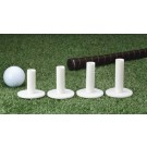 "2 1/4"" Rubber Golf Tees - Package of 50"
