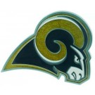 St. Louis Rams Logo Trailer Hitch Cover