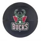 Spalding NBA Milwaukee Bucks Primary Team Mini Basketball