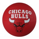 Spalding NBA Chicago Bulls Primary Team Mini Basketball