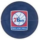 Spalding NBA Philadelphia 76ers Primary Team Mini Basketball