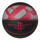Spalding NBA Houston Rockets Courtside Team Basketball