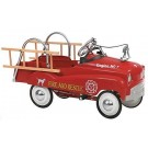 Pacific Cycle Fire & Rescue Truck Pedal Car
