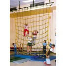 10' W x 10' H Indoor Climbing Net