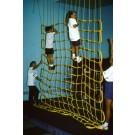 10' W x 10' H Indoor Climbing Net