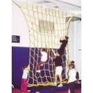 10' W x 10' H Heavy-Duty Indoor Mesh Climbing Net