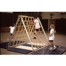 Scaler Climbing Net and Frame