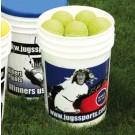 JUGS® Michele Smith Ball Bucket with Lid