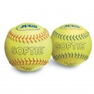 "12"" Softie® Softball Yellow - One Dozen"