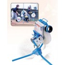 Super Softball Pitching Machine with Cart by