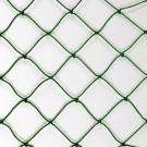 JUGS® #10 Fastpitch Softball Batting Cage Net (#42 Twisted Knotted Black Polyethylene)