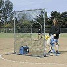"JUGS Softball ""Quick-Snap"" Protective Screen by"