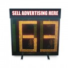 "JUGSSPEED™ LED 3-Digit Wireless 24"" Readout Display"