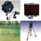 JUGSspeed™ Challenge Fundraiser Package (Radar Gun / LED Display / Tripod / Cage / Backdrop)